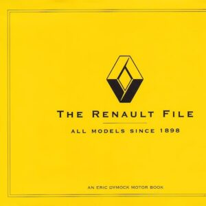 """The Renault File"" Book"