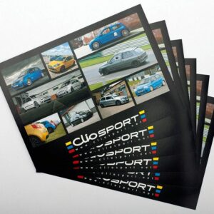 Cliosport Flyers