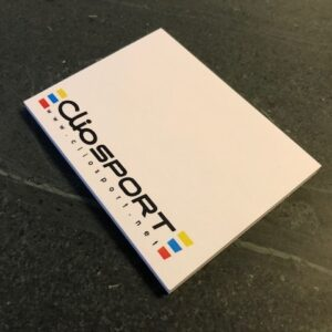 ClioSport Sticky Notepad
